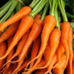 Are carrots orange ?